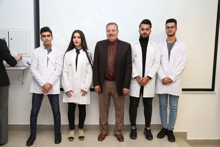 Students with Dr.Idris Had