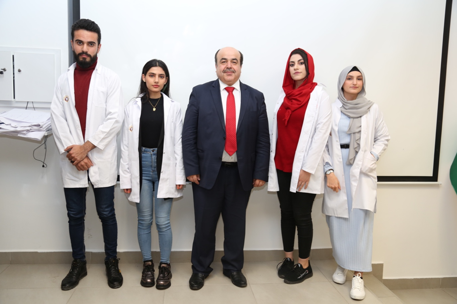 Students with Dr.Mehmet Ozdemir